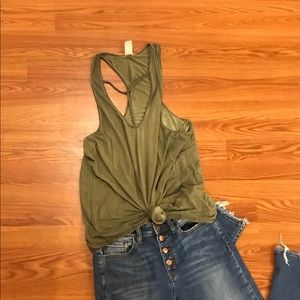 Free people - Large but could also be XL